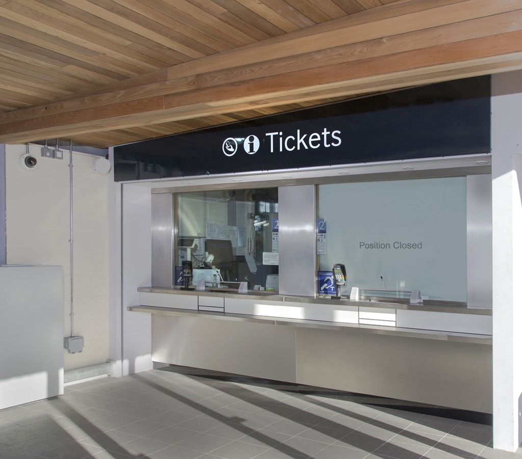 TICKET OFFICE - DENMARK HILL