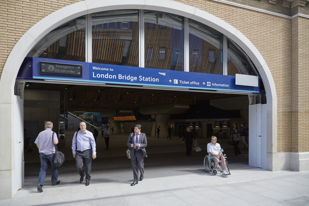 LONDON BRIDGE - THAMESLINK PROGRAMME