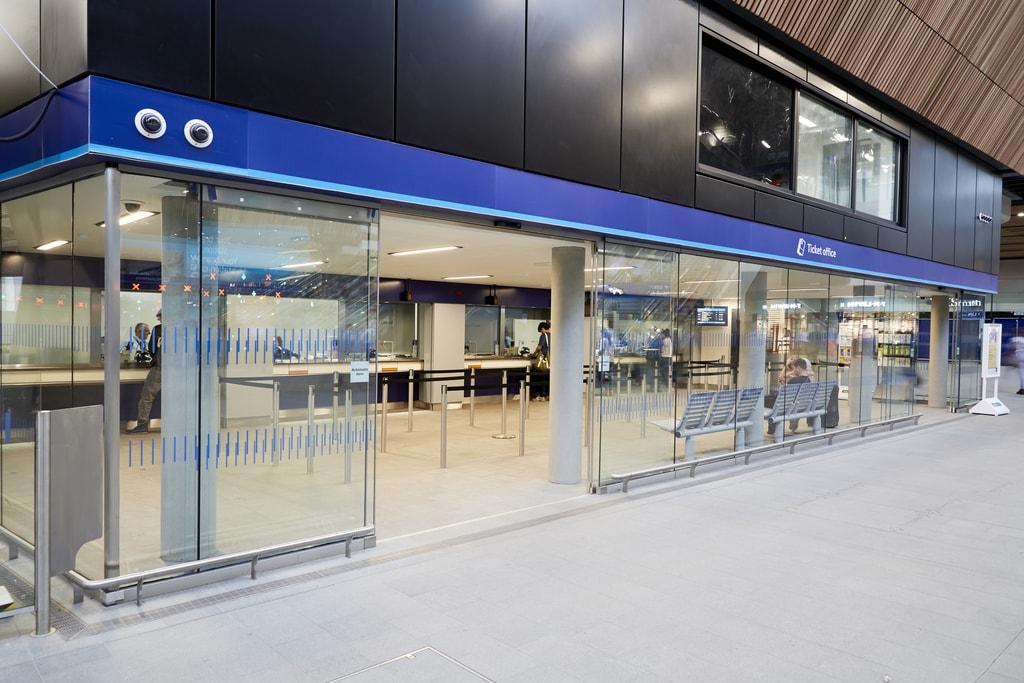 LONDON BRIDGE TICKET OFFICE - THAMESLINK PROGRAMME