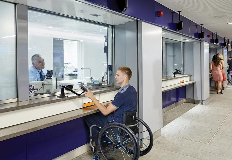 Ideas – Inclusive Ticket Office